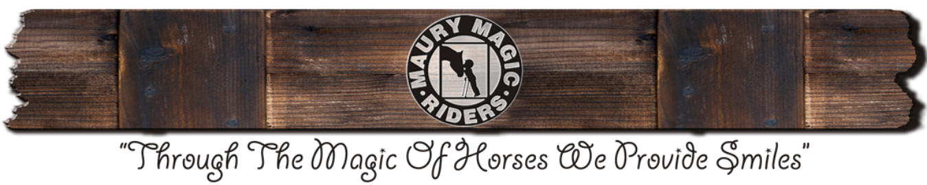 Maury Magic Riders - Therapeutic Riding Center